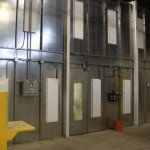 Spray Booths with Bake Ovens